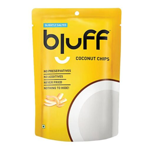 Bluff Coconut Chips Salted