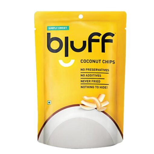 bluff coconut chips sweet