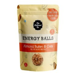 Almond Butter Energy Balls