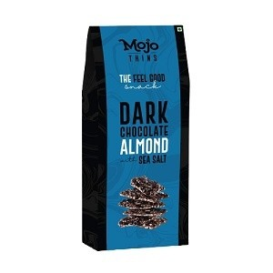 Dark Chocolate Covered With Almond