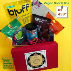 VEGAN SNACK GIFT BOX