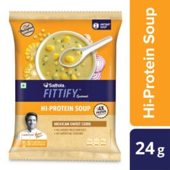 Saffola Fittify - Hi Protein Soup (Mexican Sweet Corn) - 24g