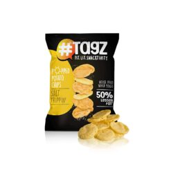 Tagz - Popped Potato Chips (Salt) - 40g