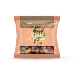 Roasted Almond Cranberry