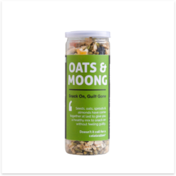 Oats and Moong